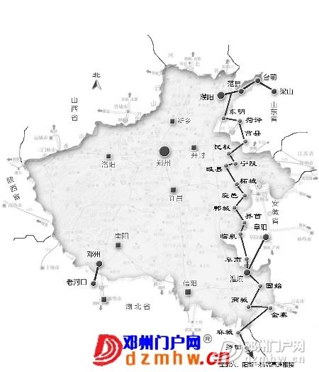 我省西南与湖北将连接一条高速 老河口至邓州高速 - 邓州门户网|邓州网 - 10255986_676172.jpg