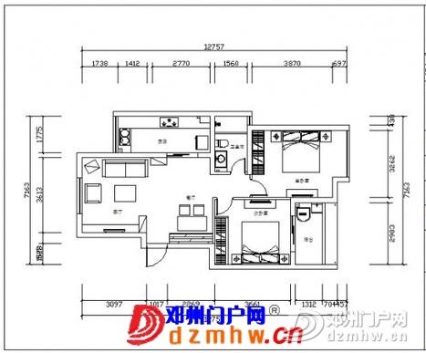 分享一下我家刚装完的图片 - 邓州门户网|邓州网 - 162355lj2cifx452yxf2n4.jpg