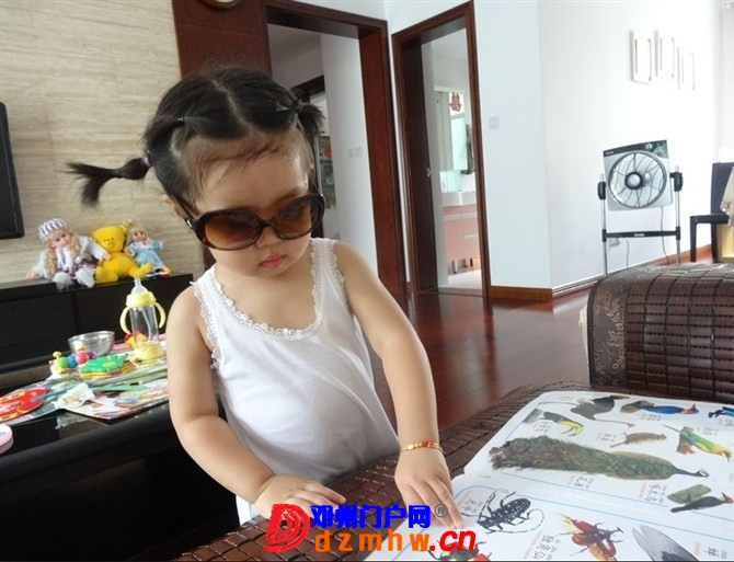 我独一无二的宝宝甜甜照片 ,小妞闪亮卖萌 - 邓州门户网|邓州网 - 313215_53e913742081526200c82e13c286b.jpg