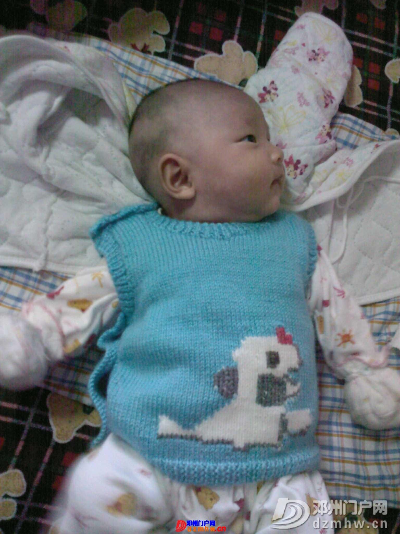 我的宝宝四十六天了,来晒一晒,看谁认识,呵呵 - 邓州门户网|邓州网 - 1b01958q15ef8.jpg