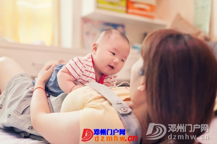 同事帮我在家给我女儿拍的写真,4个月大。挺给力的阿 - 邓州门户网|邓州网 - 170488_655713759307544a188fc17894058.jpg
