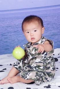 呵呵,看看我家宝宝百天时的发型,像不像肥姐 - 邓州门户网|邓州网 - 1ff92f8cb55cdbe367b27db0b4573037.jpg