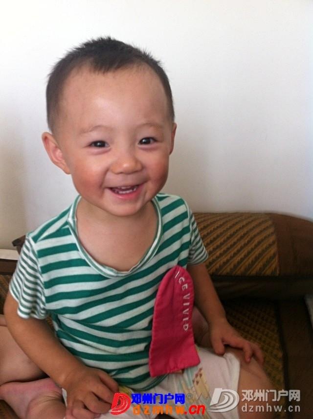我家可爱的双胞胎宝宝,家里有两个在活宝,生活如此的多娇呀 - 邓州门户网|邓州网 - 325603_047c1376715959fcd06b4a5889990.jpg