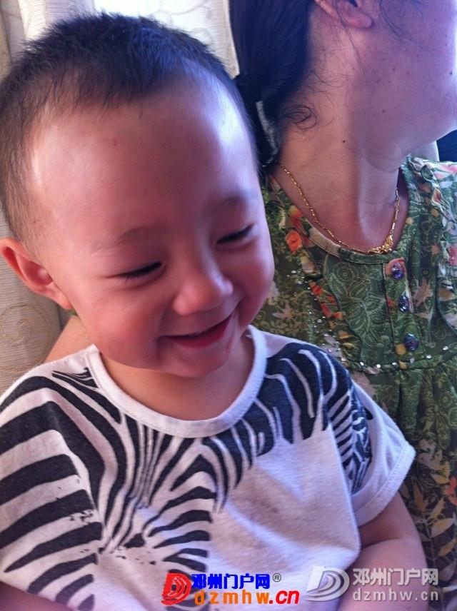 我家可爱的双胞胎宝宝,家里有两个在活宝,生活如此的多娇呀 - 邓州门户网|邓州网 - 325603_360f1376715953f698acc9360e712.jpg