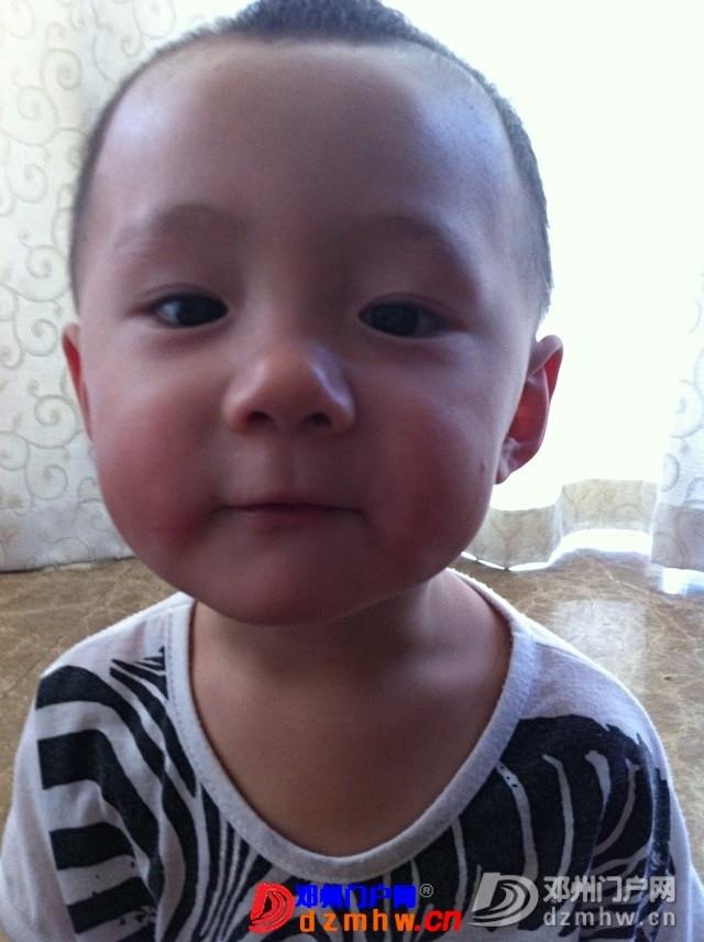 我家可爱的双胞胎宝宝,家里有两个在活宝,生活如此的多娇呀 - 邓州门户网|邓州网 - 325603_4c1d137671594509065aa3f75fdf2.jpg