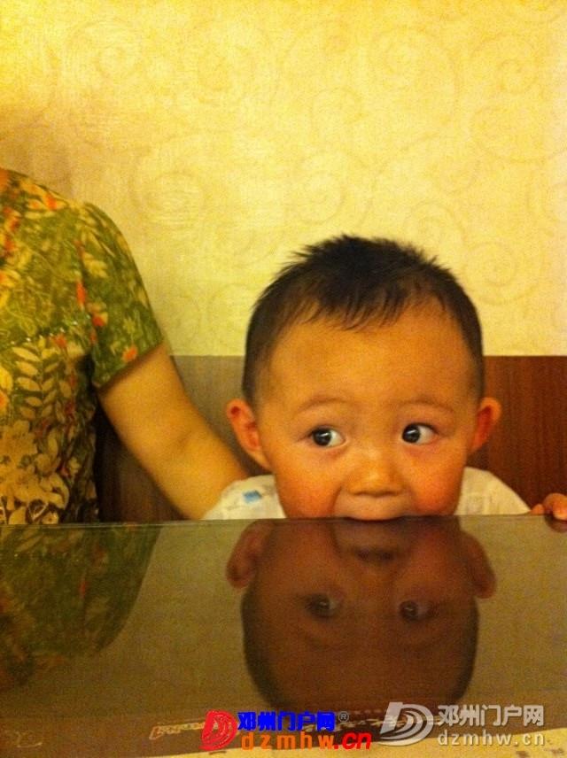 我家可爱的双胞胎宝宝,家里有两个在活宝,生活如此的多娇呀 - 邓州门户网|邓州网 - 325603_ae171376715935eb216192dd54a9f.jpg