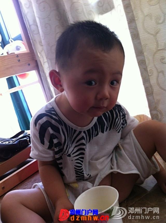 我家可爱的双胞胎宝宝,家里有两个在活宝,生活如此的多娇呀 - 邓州门户网|邓州网 - 325603_00421376715937edf612bc185faea.jpg