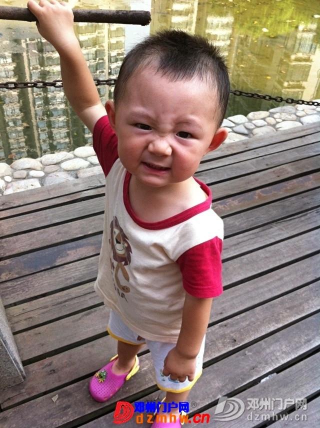 我家可爱的双胞胎宝宝,家里有两个在活宝,生活如此的多娇呀 - 邓州门户网|邓州网 - 325603_3b301376715918a6551262edf1440.jpg