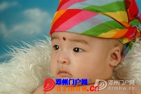 我家宝宝的百日照,前两天去拍的,可爱吧 - 邓州门户网|邓州网 - 0012_Em714TBxSrM1.jpg