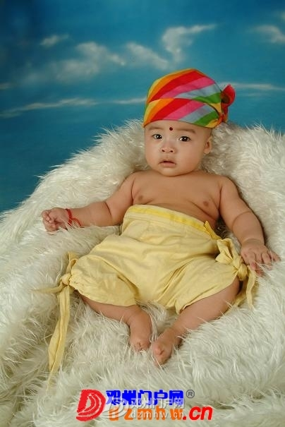 我家宝宝的百日照,前两天去拍的,可爱吧 - 邓州门户网|邓州网 - 0011_GBvoCFwfnBya.jpg