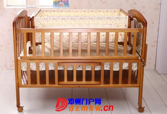 全新婴儿床低价转让 - 邓州门户网|邓州网 - 223557glb7f4azo23rl2r2.jpg