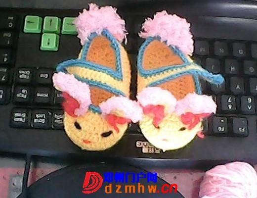 没事的时候勾的小宝宝鞋,转了 - 邓州门户网|邓州网 - 231140u8l82y2wwwn0ir7k.jpg