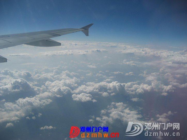 去三亚这一趟,是我第一次坐飞机唉,当时好怕好怕的。 - 邓州门户网|邓州网 - 230357jp0dxaesxs7vmpop.jpg