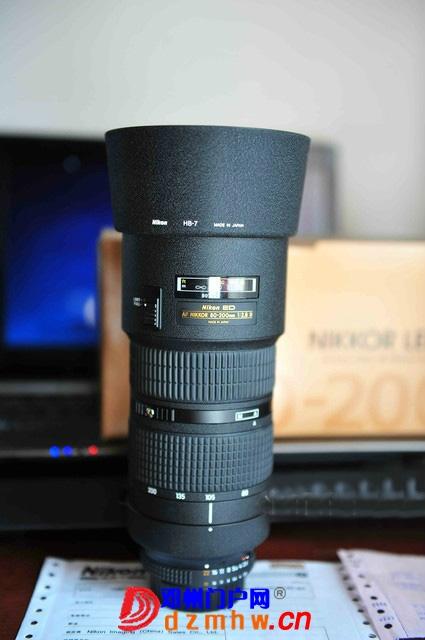 尼康镜头AF Zoom 80-200mm f/2.8D ED小钢炮三代 - 邓州门户网|邓州网 - 141109hij5zhg4p1zpj6c4.jpg