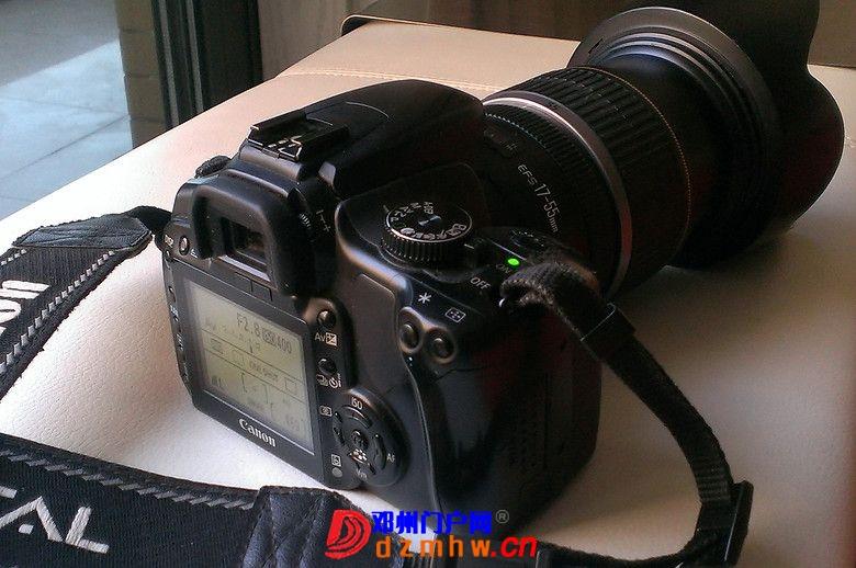 佳能APS镜皇 17-55 f2.8 IS USM + 机身400D - 邓州门户网|邓州网 - 172537t02w77sw2bwtw277.jpg