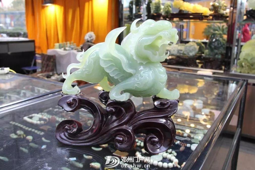 邓州这个地方惊现奇石、玉器、根雕、陶瓷、书画! - 邓州门户网 邓州网 - 76b68344b8e52bf5164fa3e92b35f585.jpg