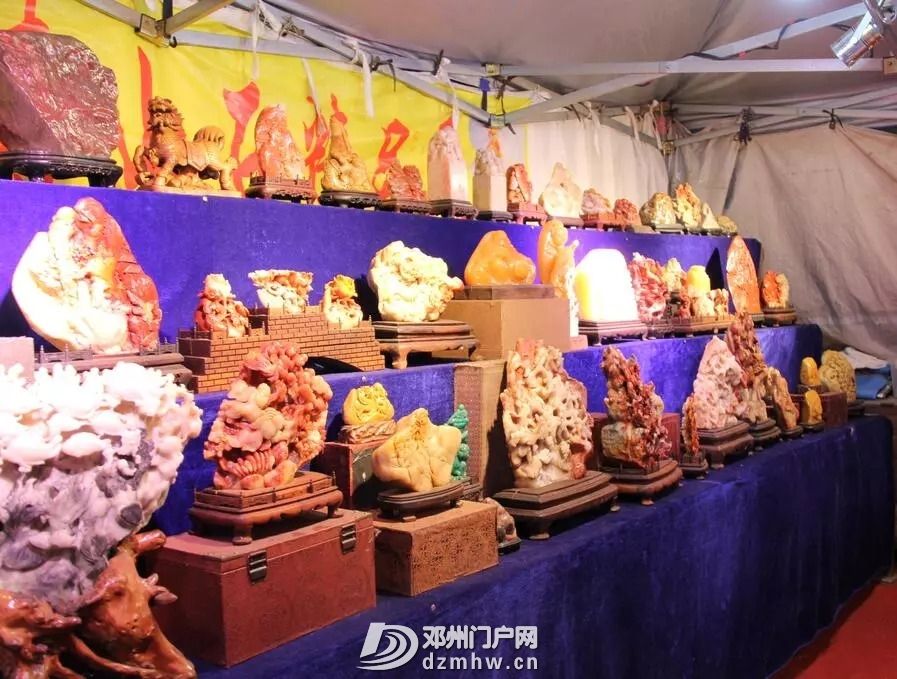 邓州这个地方惊现奇石、玉器、根雕、陶瓷、书画! - 邓州门户网 邓州网 - 63f584e3bafae17c65f132247eea8807.jpg