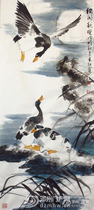 刘志红先生绘画艺术 - 邓州门户网|邓州网 - 0_鍓?湰.jpg