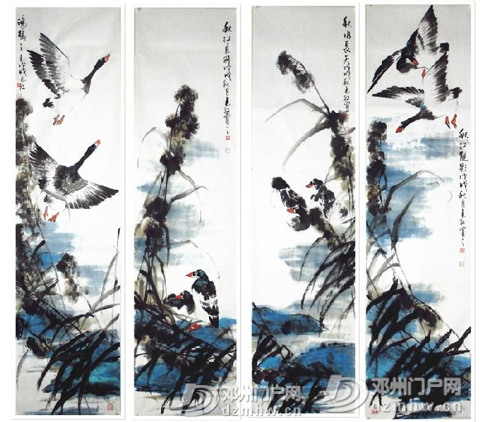 刘志红先生绘画艺术 - 邓州门户网|邓州网 - 3_鍓?湰.jpg