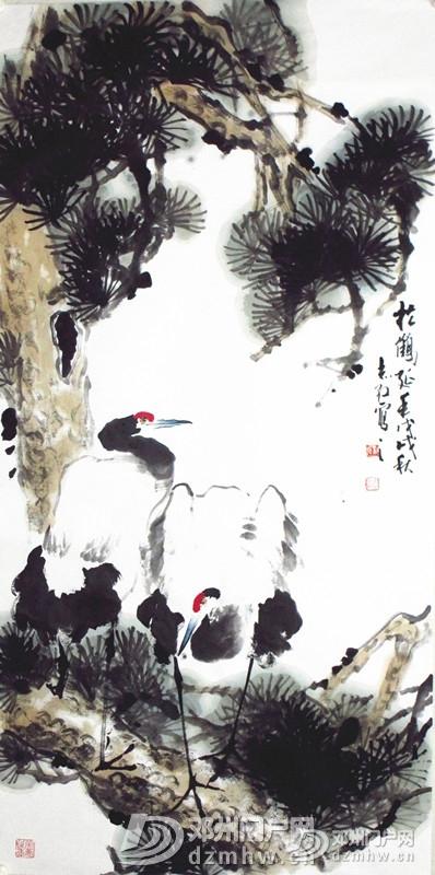 刘志红先生绘画艺术 - 邓州门户网|邓州网 - 4_鍓?湰.jpg