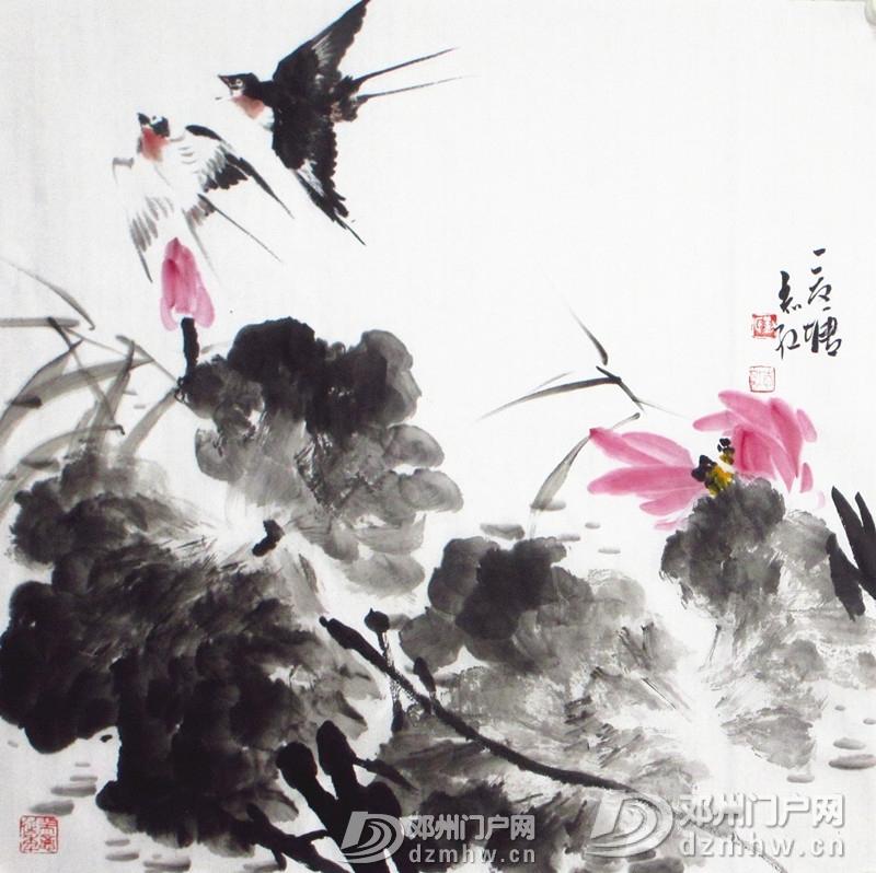 刘志红先生绘画艺术 - 邓州门户网|邓州网 - 13_鍓?湰.jpg