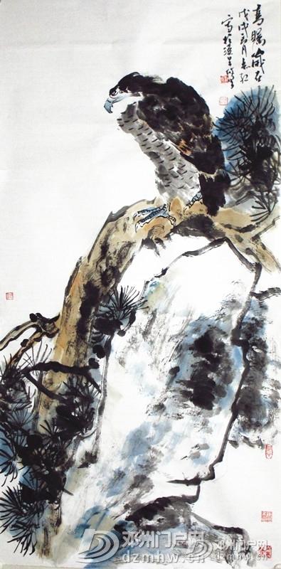 刘志红先生绘画艺术 - 邓州门户网|邓州网 - 16_鍓?湰.jpg