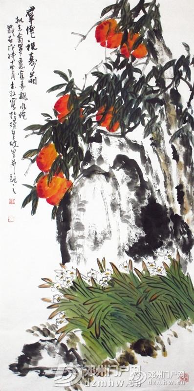 刘志红先生绘画艺术 - 邓州门户网|邓州网 - 18_鍓?湰.jpg
