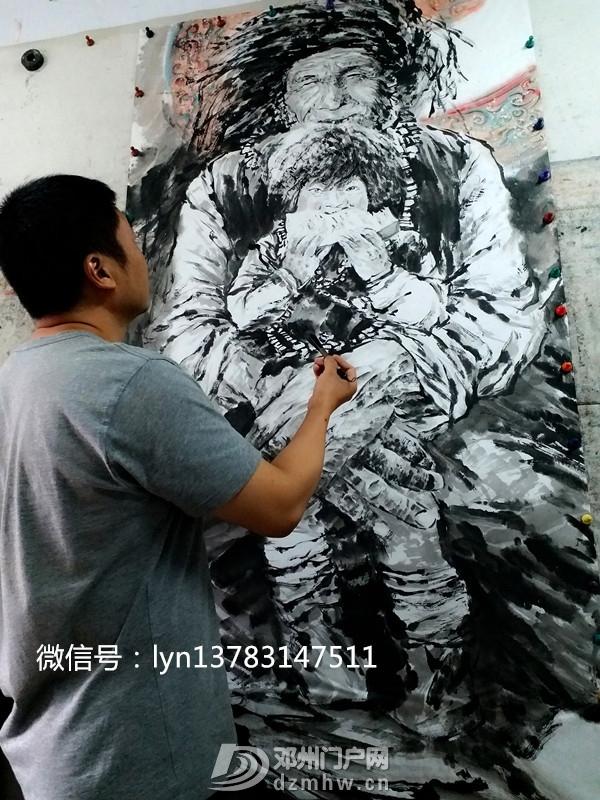 • 李亚南先生绘画艺术 - 邓州门户网|邓州网 - 3_鍓?湰.jpg