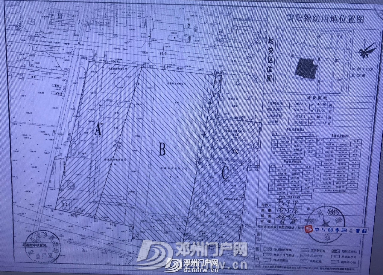 邓州建业城开发商被法院冻结4500万资产后又被查封3万平米土地 - 邓州门户网|邓州网 - ec46e23a67ba1b6120a39a6f4eaa039c.jpg