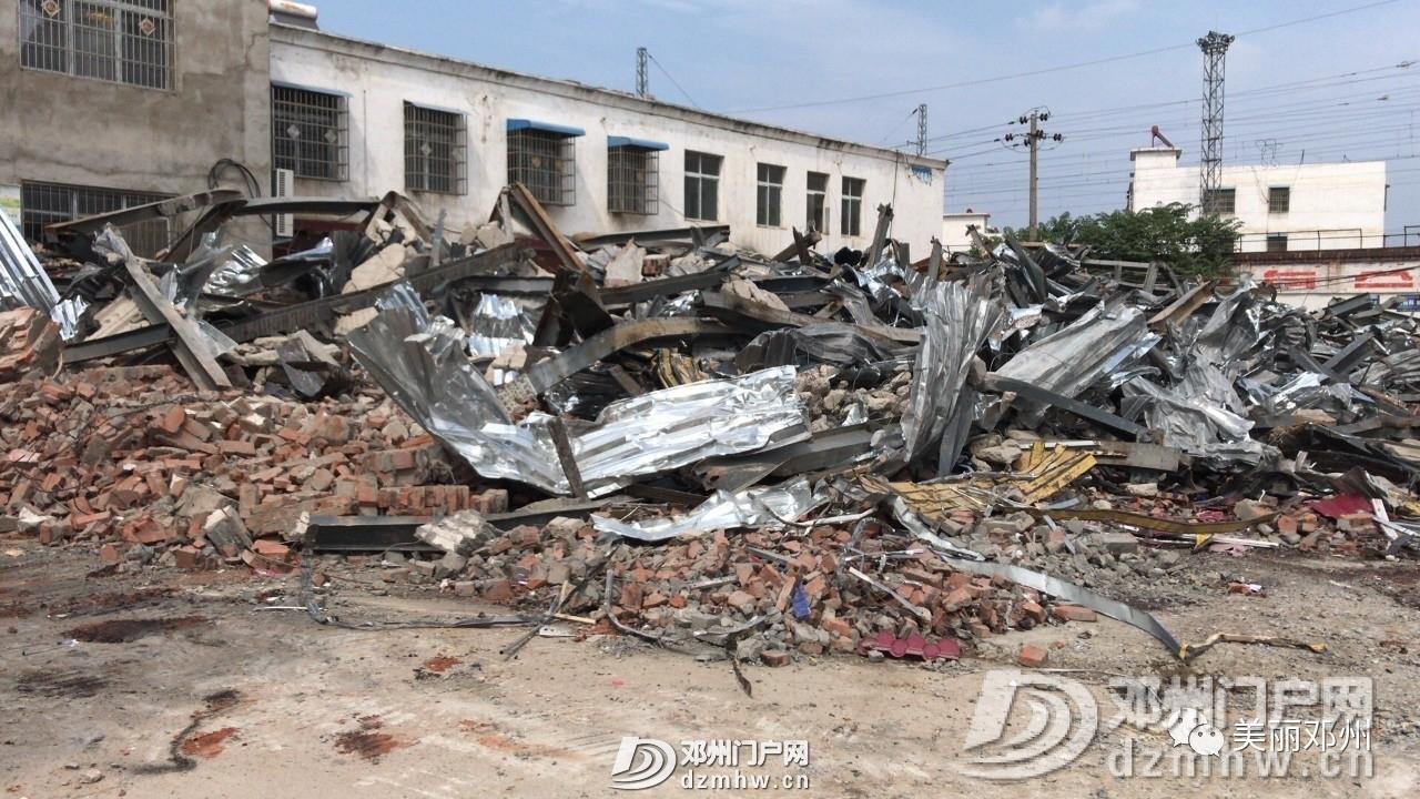 拆!拆!拆!邓州一孔桥旁已建成两年小区被强制拆除! - 邓州门户网|邓州网 - d3684ca82cc6cce8a921ab035f9b71fe.jpg