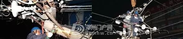 邓州某路口大货车冲进了小卖部 - 邓州门户网|邓州网 - 640.webp1_WPS图片.jpg