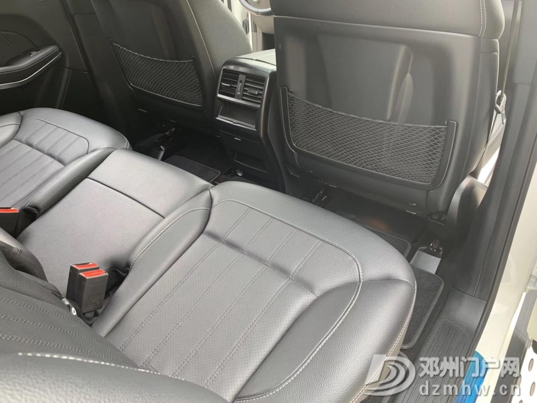 出售2016款奔驰GL450白色车况非常好 - 邓州门户网|邓州网 - IMG_2439.JPG