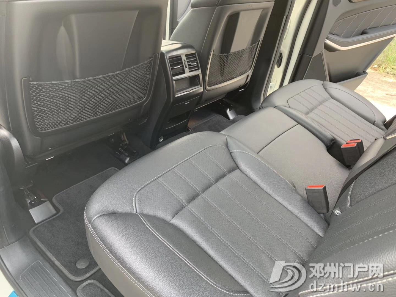 出售2016款奔驰GL450白色车况非常好 - 邓州门户网|邓州网 - IMG_2438.JPG