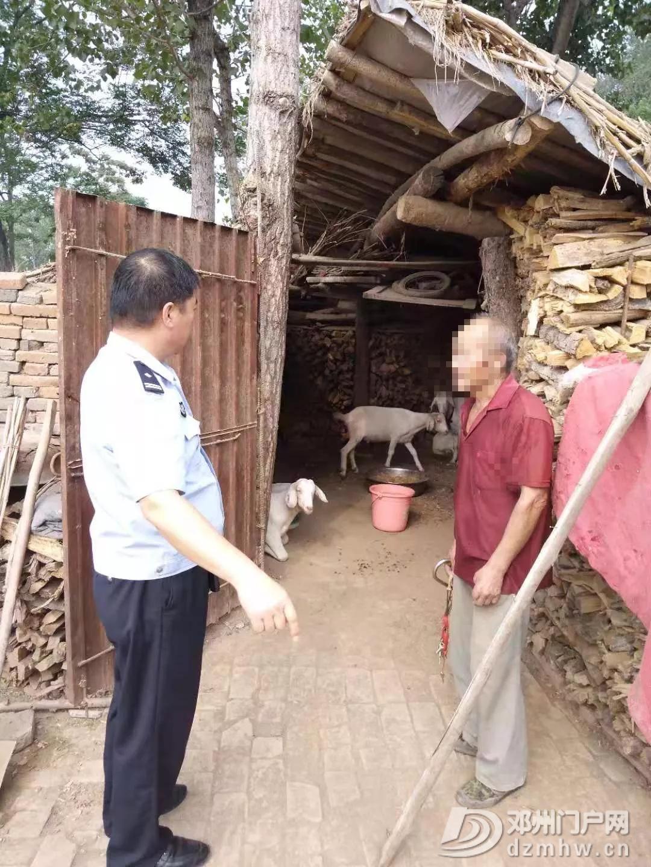 邓州孟楼民警连夜帮忙找回羊群 - 邓州门户网|邓州网 - 6402.webp16.jpg
