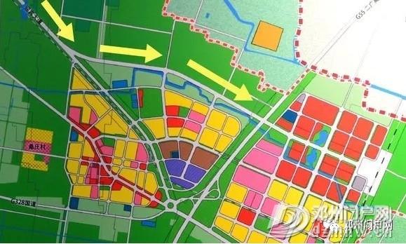 邓州迎宾大道升级改造设计图曝光,线路走向来了! - 邓州门户网|邓州网 - e2caef48230c8c83a6df464aa0ae52fb.jpg