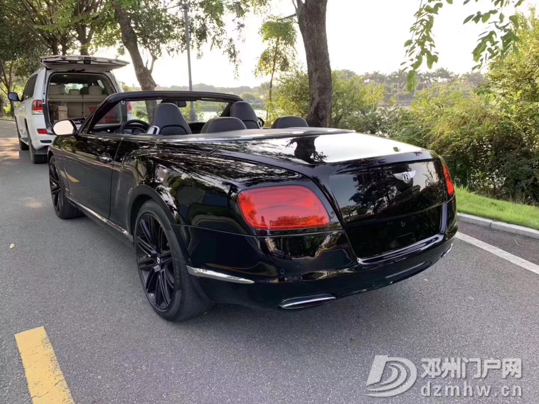 出售2016款宾利GTC-6.0T 敞篷版 - 邓州门户网 邓州网 - IMG_0331.JPG