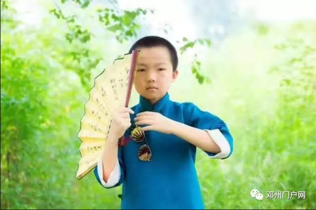 「急寻」10岁男孩在河南省南阳市邓州市新华中路驰诚驾校报名处东南150米走失