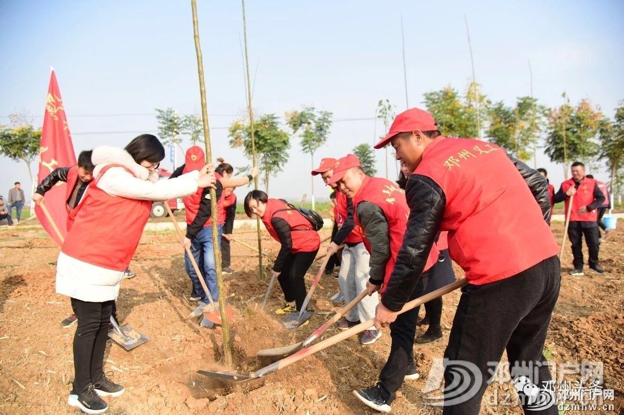 今天邓州市2019年冬季义务植树活动你去了吗? - 邓州门户网|邓州网 - 751eabc18798a8098a0b1fc95ffd47c3.jpg