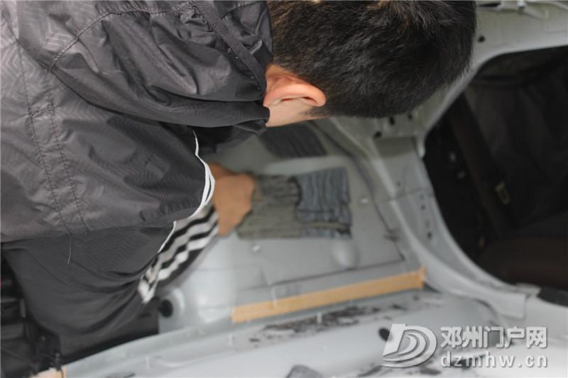 汽车有噪音,他们都是这样做的——沃尔沃S90隔音案例 - 邓州门户网|邓州网 - 7.jpg
