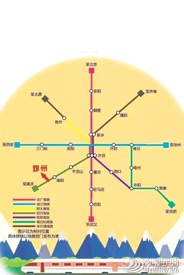 涉及12个乡镇50个村,邓州高铁路幕后你所不知的那些事! - 邓州门户网|邓州网 - 9b7dac3b7abc774b43eb9900895102ec.jpg