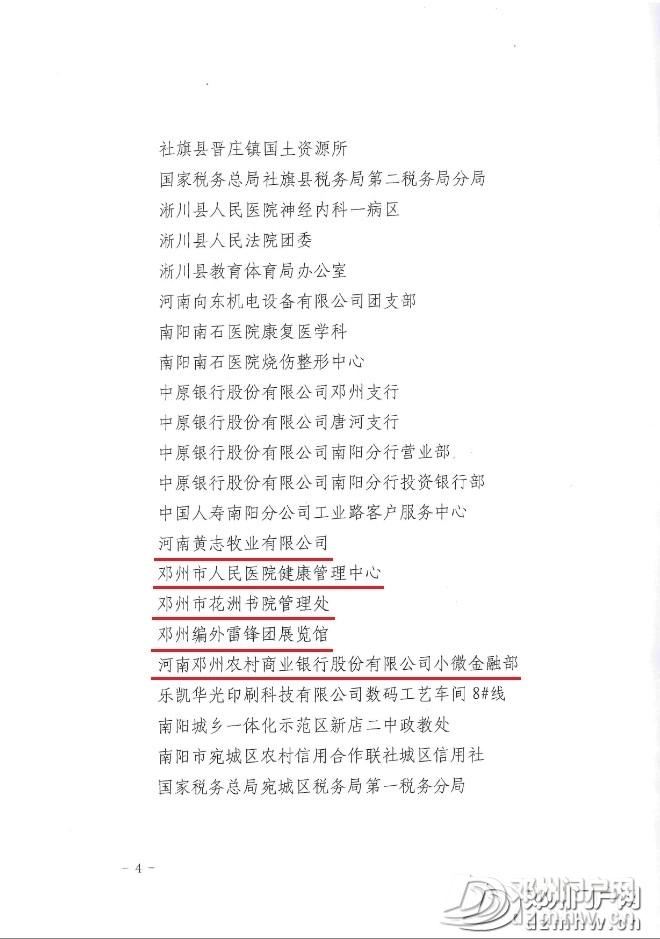 邓州这5家企业、8个人获得这个荣誉称号!赞! - 邓州门户网|邓州网 - 3f4553650b1fae53e679c80b1d936296.jpg