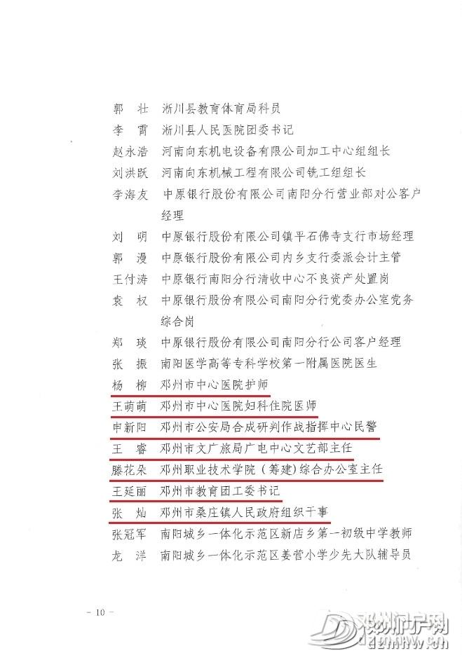 邓州这5家企业、8个人获得这个荣誉称号!赞! - 邓州门户网|邓州网 - 9f2d17664089fa0a1c2503ee5022b7fc.jpg