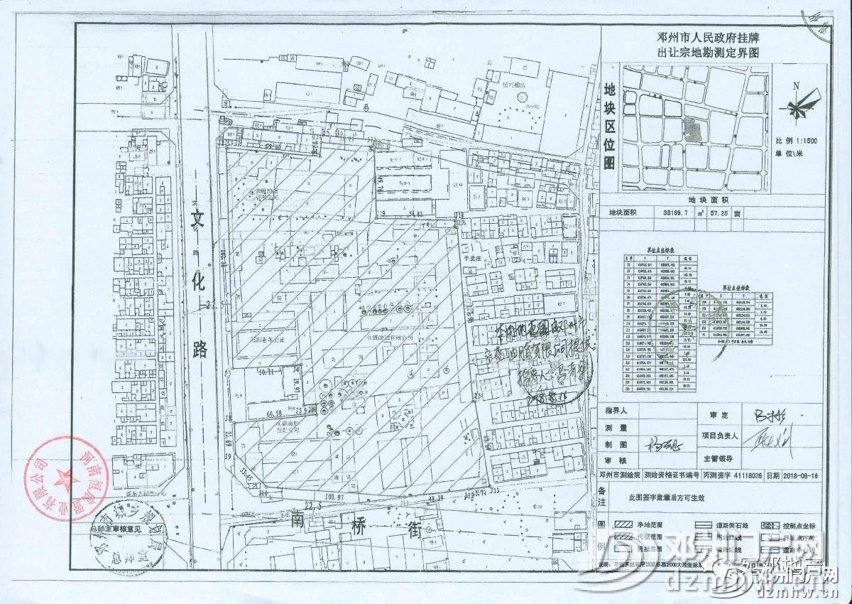 邓州市新增湍北中学等多个项目建设规划许可公示 - 邓州门户网 邓州网 - 5c19d68c0c846d482431d64d7a9f8e9a.jpg