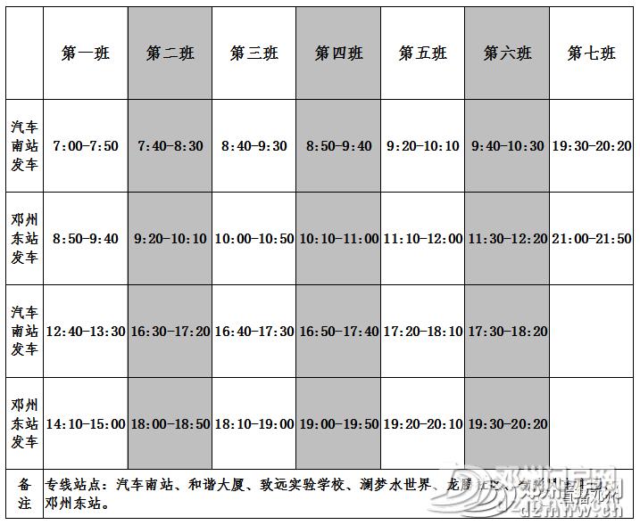 邓州市关于高铁专线发车时刻更改的通知 - 邓州门户网|邓州网 - ddaee819b002f72a42cf073fe6efce8e.png