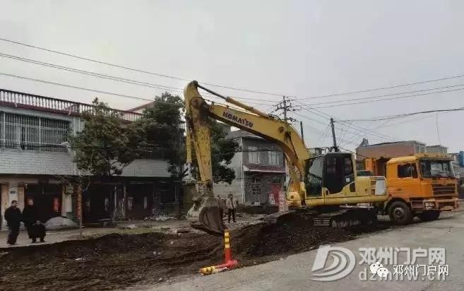 通往邓州东站的这条路正在修整加宽! - 邓州门户网 邓州网 - 640.webp4.jpg