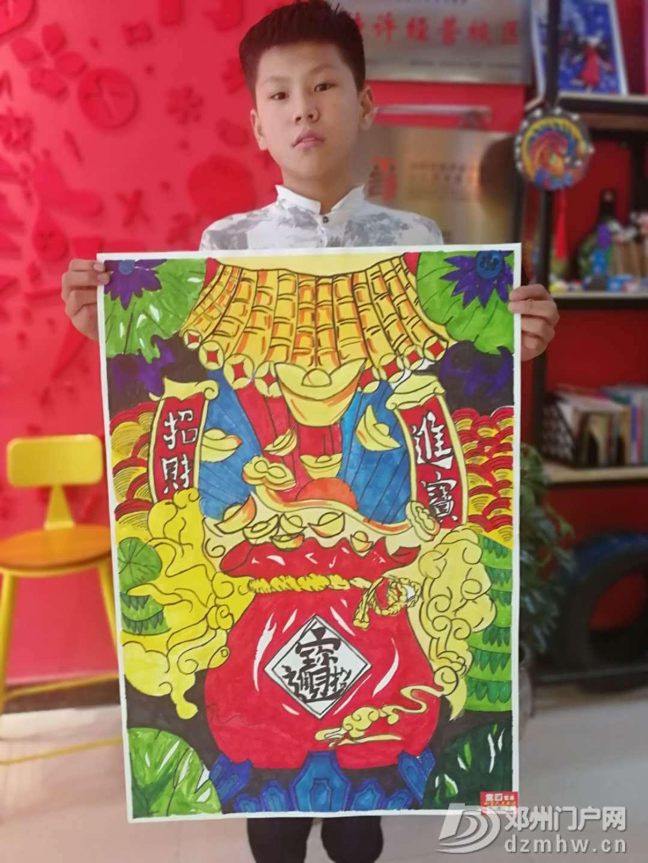 我为邓州加油——童画艺术小伙伴的呐喊 - 邓州门户网|邓州网 - ca4fbd7af7e313d67774da20df2a8df.jpg