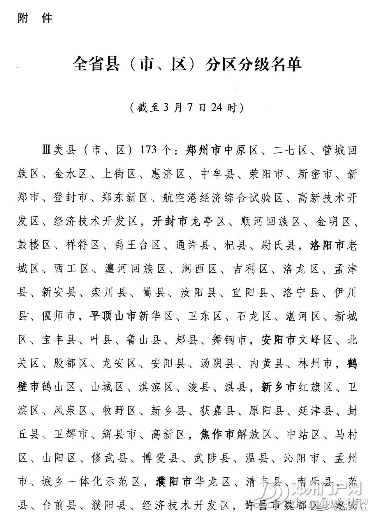 最新!邓州被省定为Ⅲ类区域,或将全面恢复正常秩序 - 邓州门户网|邓州网 - 8537504b848c8369b820d98c7a316c0b.jpg