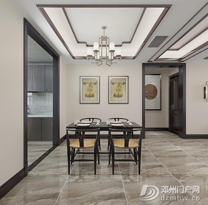 中式装修与新中式装修的区别! - 邓州门户网|邓州网 - 1582613771116994.jpg