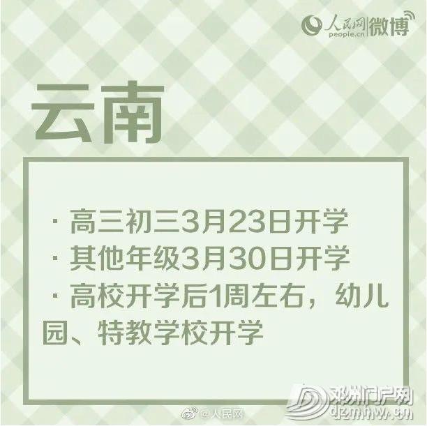 邓州开学返校最新消息! - 邓州门户网|邓州网 - c21ce2b1eb6f06313f9a4e6320b7e5f2.jpg