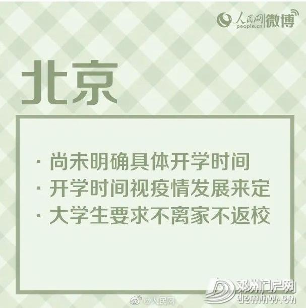 邓州开学返校最新消息! - 邓州门户网|邓州网 - 022c452f188e847efe48b53258d0a347.jpg